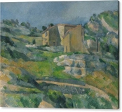 1-houses-in-provence-paul-cezanne-canvas-print