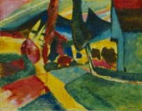 Vassilly_Kandinsky_1912_-_Landscape_With_Two_Poplars