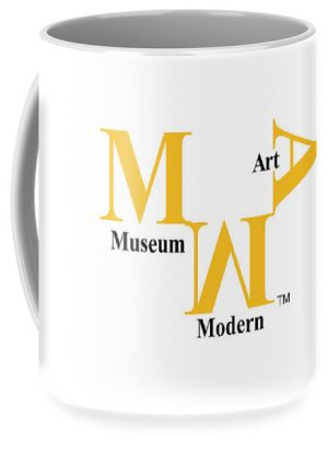 Museum Modern Art Coffee Cup